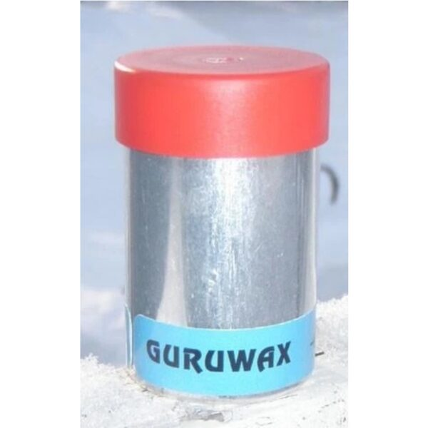 Guruwax burk blå