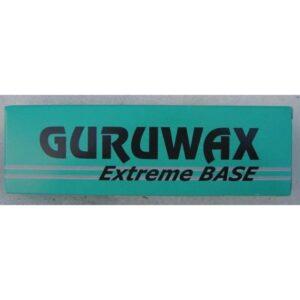 Guruwax klister Extreme base